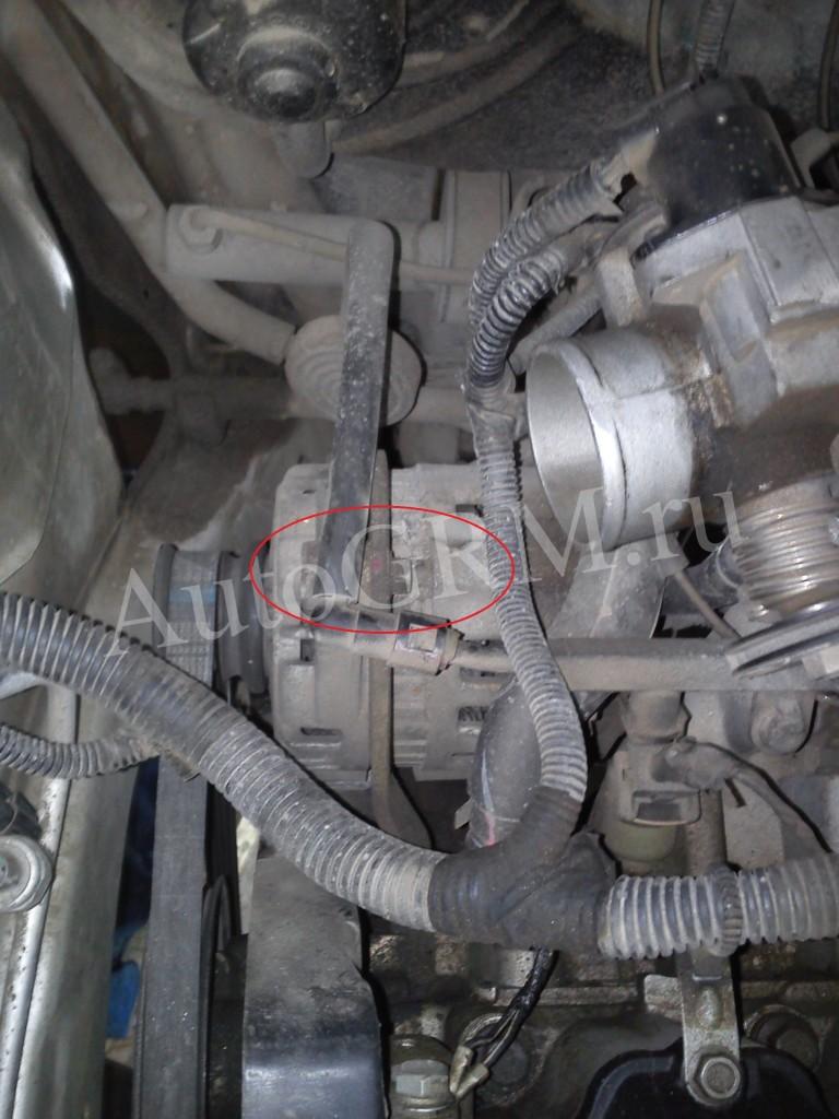 Ремонт генератора Daewoo Matiz | Гараж 44