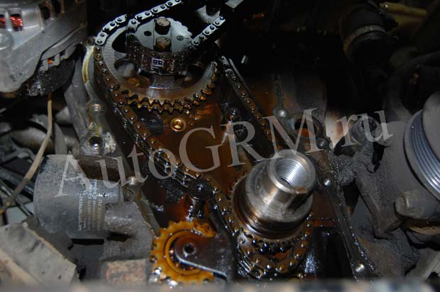 двигатель 405 замена цепей грм тур Турцию