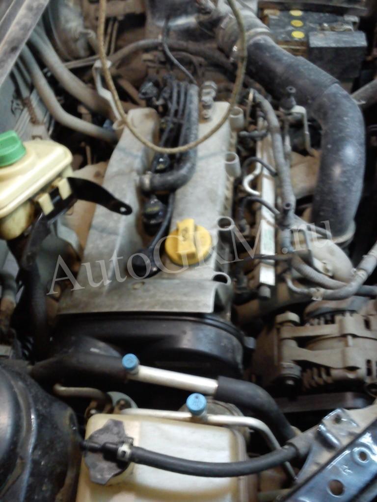 Двигатель Acteco
