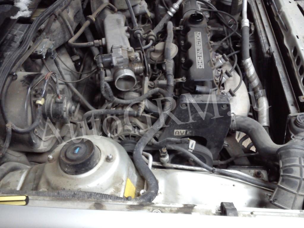 Двигатель без воздухозаборника