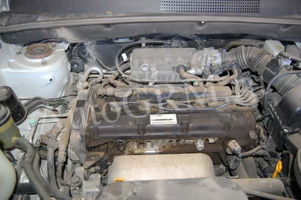 Двигатель G4GC