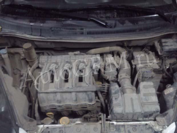 Двигатель SQR473F