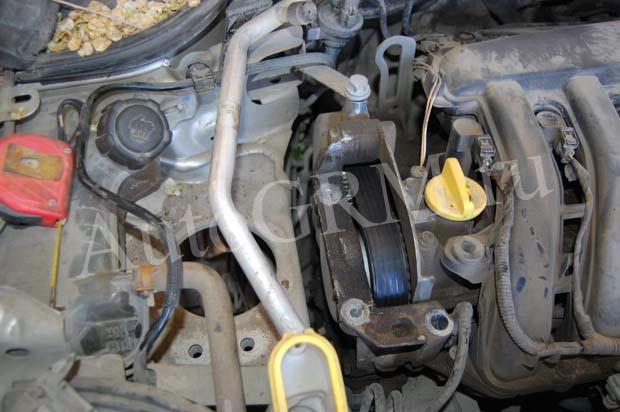 Двигатель без опоры