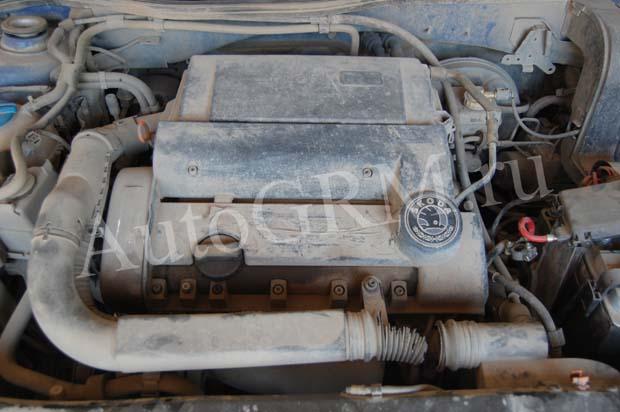 Skoda Octavia двигатель 1,4 BCA