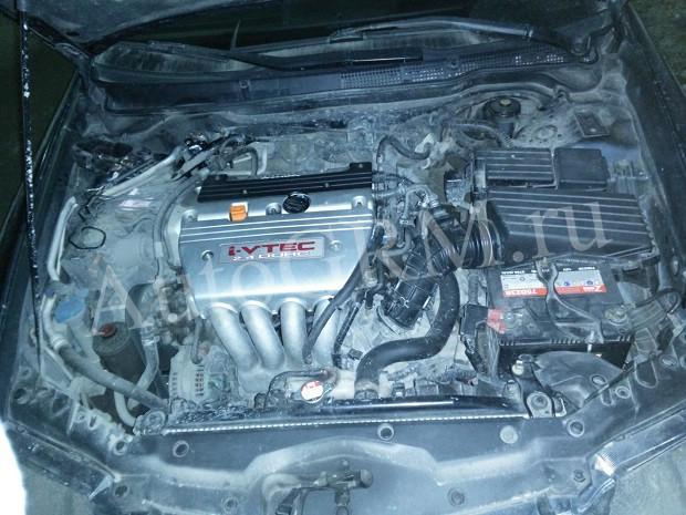 Двигатель K24A3