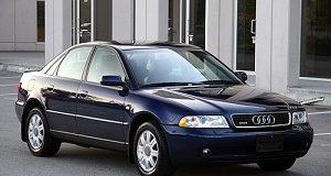 Меняем ремень ГРМ на Audi A4 1,8Т 2000 года