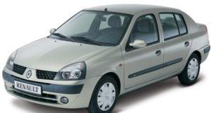 Меняем ремень ГРМ на Renault Symbol 1,4 с двигателем K4J 16V