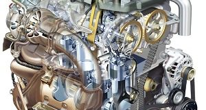 Замена ремня ГРМ RENAULT Megane II 2,0 Turbo 165 2004-2009 двигатель: F4Rt 776