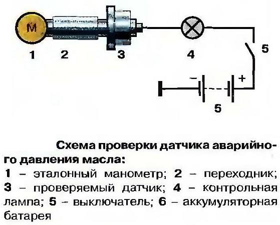 Схема подключения ДДМ
